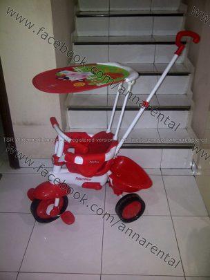 FP Trike Merah