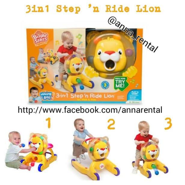 step Lion